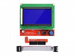 Full Graphic Smart Controller 12864 LCD Display
