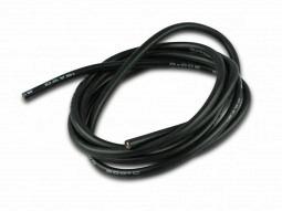 Silikonlitze 16AWG schwarz