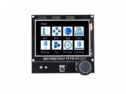 BIGTREETECH TFT35 E3 v3.0 mit 12864-Modus