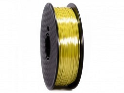 WANHAO Premium PLA Silk cyan gold