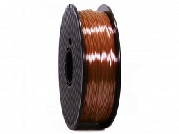WANHAO Premium PLA Silk braun