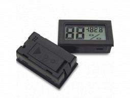 Digitales Thermometer und Hygrometer