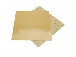 PEI Sheet 0.3mm mit Klebefolie 235x235mm