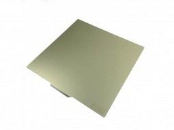 LDO Federstahlplatte mit PEI-Sheet 355x355mm glatt