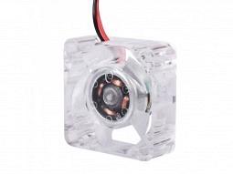 Axial-Lüfter 2510 12V mit RGB-LED Beleuchtung