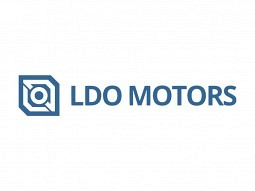 LDO VORON V0.1 Z-Schrittmotor teflonbeschichtet schwarz